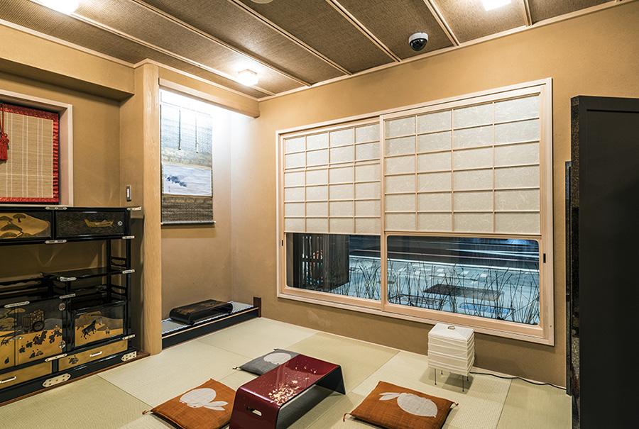 Hospitality Tatami room