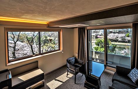 Corner Premium Room