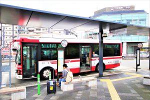嵐山・嵯峨・金閣寺・銀閣寺・竜安寺・御室仁和寺・三十三間堂他多数の観光施設における市営バスが発着しております